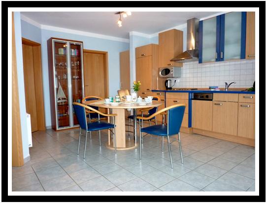 Küche Spülmaschine Neben Kühlschrank ~ ferienwohnung auf dem deich in dangast